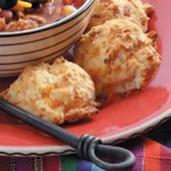 Photo of Cheddar Garlic Biscuits by Frances  Poste