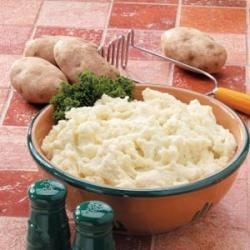 Photo of Sunday Dinner Mashed Potatoes by Melody  Mellinger
