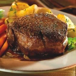 Savory Beef Tenderloin Recipe