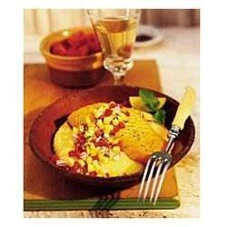 Broiled Salmon with Corn Relish Recipe