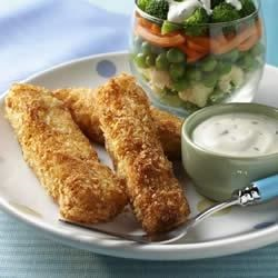 Gone Dippin' For Fish Sticks Recipe