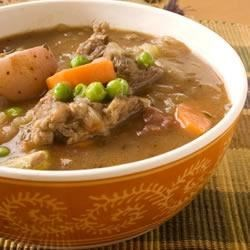 Rich Beef Vegetable Stew Recipe