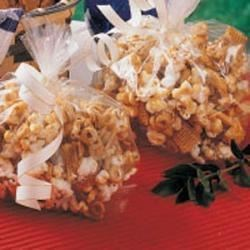 Photo of Popcorn Snack Mix by Shirley  Engstrom