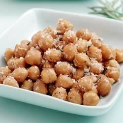 BUSH'S(R) Crunchy Garbanzo Beans Recipe