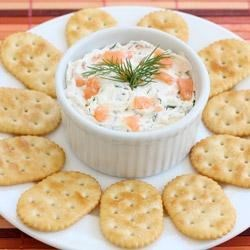 Cold Smoked Salmon Spread from Town House(R) Recipe