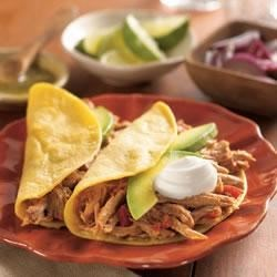 Photo of Pulled Pork Tacos by Daisy Brand