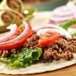 Simple Savory Beef Wraps Recipe