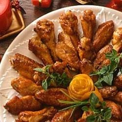 Chicken Wings Galore Recipe
