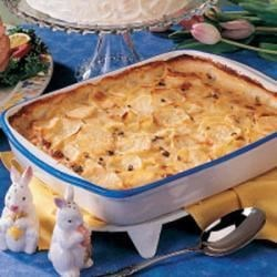 Photo of Peppery Scalloped Potatoes by Helen  Vail