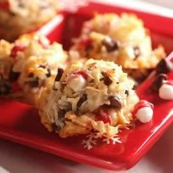 Photo of 'Tis The Season Coconut Macaroons by Nestle®