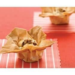 PHILADELPHIA Maple-Nut Tartlets Recipe