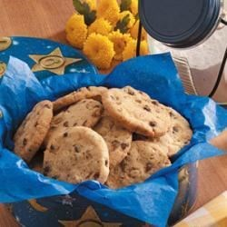 Photo of Chocolate Chip Icebox Cookies by Betty Holzinger