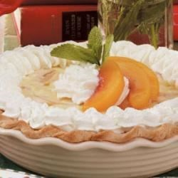 Photo of Peach Parfait Pie by Betsy  Furin