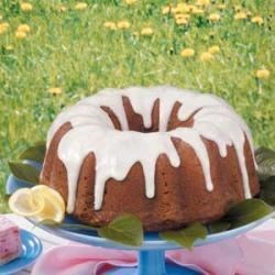 Photo of Lemon Lover's Pound Cake by Annettia Mounger