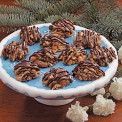 Photo of Nutty Caramel Clusters by Charlyn  Koistiner