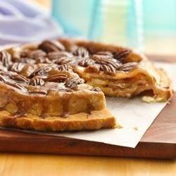 Photo of Topsy-Turvy Apple Pie by Pillsbury®