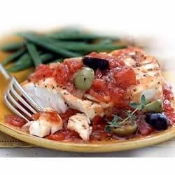 Photo of White Fish Provencal by McCormick® Gourmet Collection®