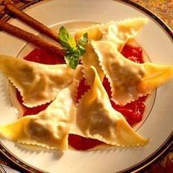 Photo of Easy Cheesy Chicken Ravioli by Classico