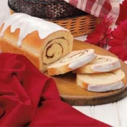 Photo of Cinnamon Swirl Bread by Peggy  Burdick