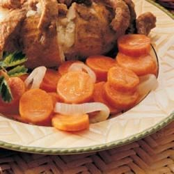 Photo of Buttery Carrots 'n' Onions by Joanie  Elbourn