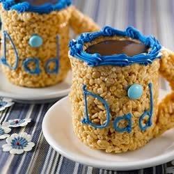 KELLOGG'S* RICE KRISPIES* Father's Day Mug Recipe