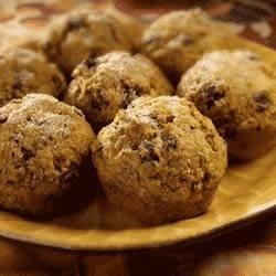 Bran Pumpkin Muffins Recipe