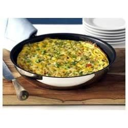 So-Easy Skillet Frittata Recipe