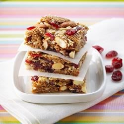 Shreddies Chewy Granola Squares Recipe