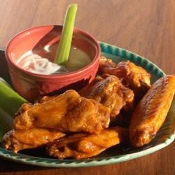 Smoking Wings Recipe