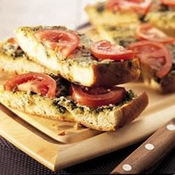 Pesto Bread Recipe