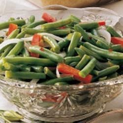 Peppered Green Beans