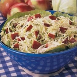 Photo of Apple Cabbage Slaw by Lucile  Proctor