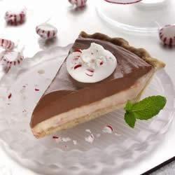 Chocolate Peppermint Pie Recipe