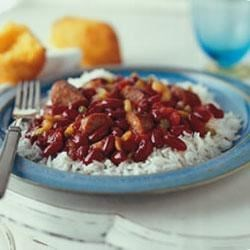 BUSH'S(R) Best Red Beans and Rice Recipe