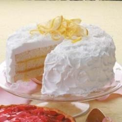 Photo of Lemon Coconut Cake by LaDonna  Reed