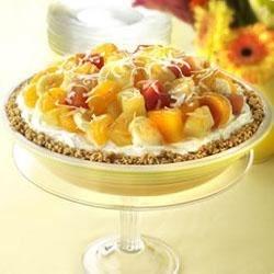 Polynesian Sunshine Pie - not this one Recipe