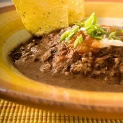 Black Bean Soup with Salsa Recipe