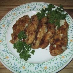 Crystal's Oven Fried Chops