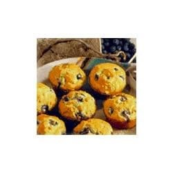 Blueberry Bran Muffins Recipe