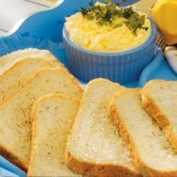 Photo of Herbed Bread by Florence  Lowe