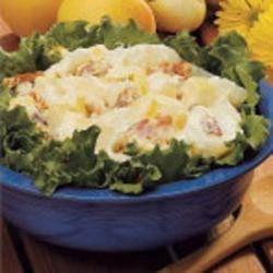 Photo of Golden Apple Potato Salad by Mary  Pipkin