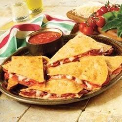 Pizzadillas Recipe