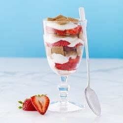 Shreddies All Canadian Breakfast Parfaits Recipe