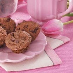 Photo of Cafe Mocha Mini Muffins by Tina  Sawchuk