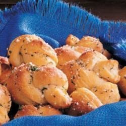 Photo of Parmesan Knots by Cathy Adams