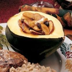 Photo of Apple-Stuffed Squash by Nila  Towler