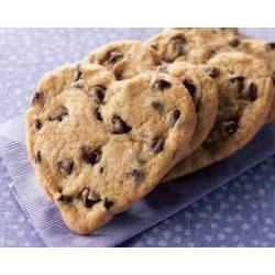 Photo of Chocolate Chip Heart Cookies (Cookie Mix) by Betty Crocker®