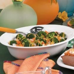 Photo of Carrot Broccoli Casserole by Ann  Janis