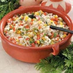 Photo of Peppered Cilantro Rice by Laura  Perry