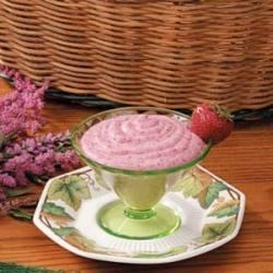 Photo of Chilled Strawberry Cream by Ann  Main